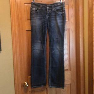 Silver Suki women's jeans
